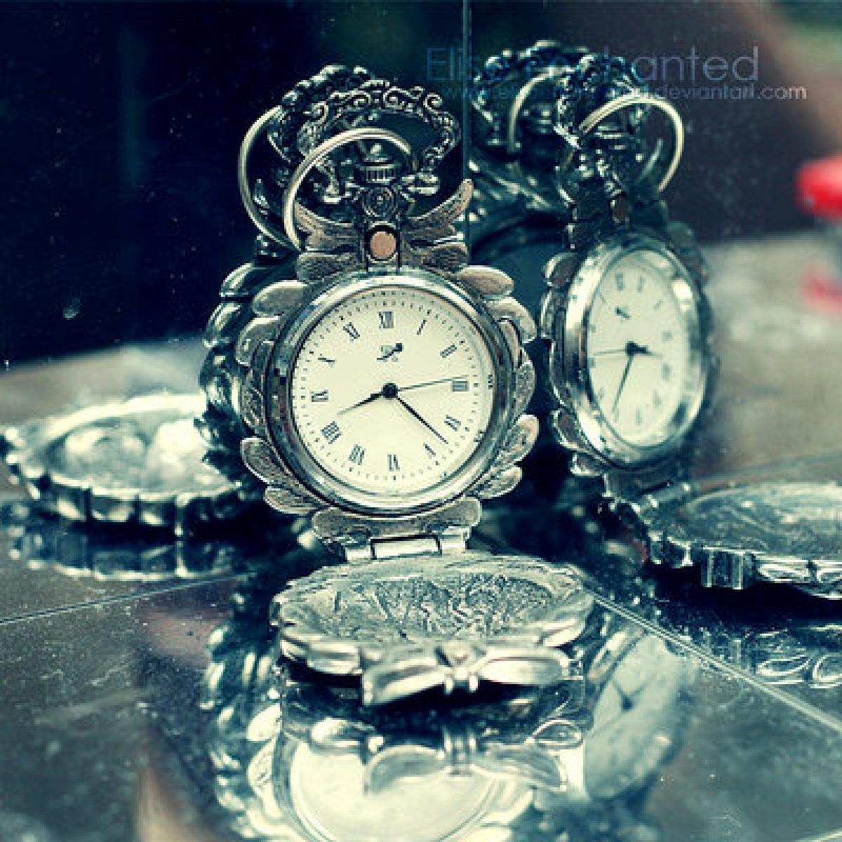 "Pic: ""Time"" by EliseEnchanted"