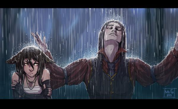 MeoAfo - Yağmur Adam ile Kardan Kadın