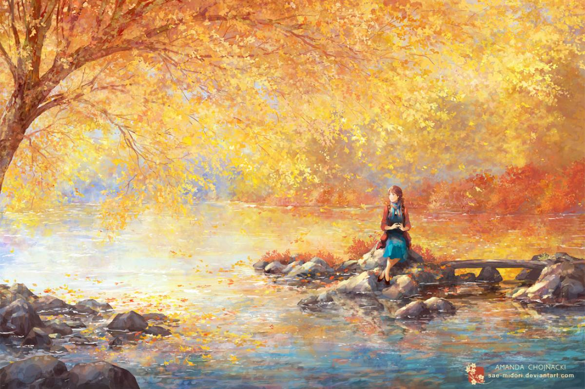 "Pic: ""The Splendor of Autumn"" by sae midori"